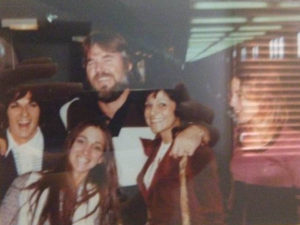 Denise's Mom with Kenny Rogers