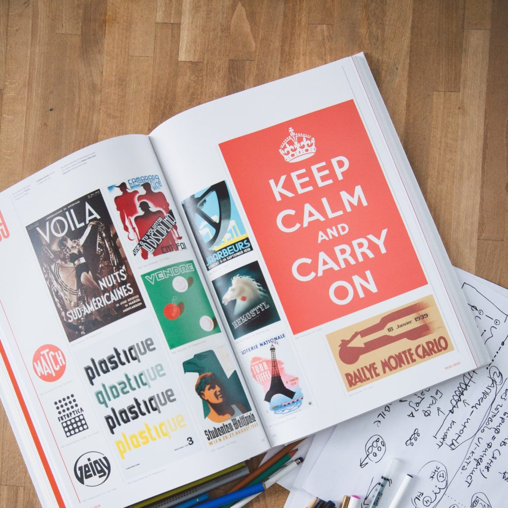 10 Things You Can Do at Home to Keep Calm and Carry On!