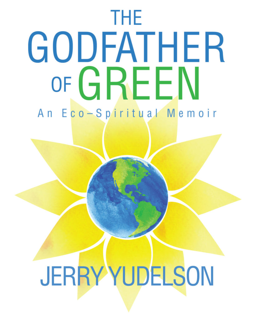 """""""The Godfather of Green"""" Signed Book GIVEAWAY!"""
